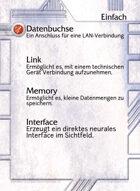 Datenbuchse - Custom Card