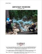Artifact Powers