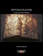 Rituals Flavor