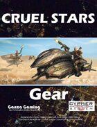 Cruel Stars: Gear