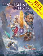Numenera Discovery and Destiny FREE PREVIEW