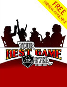 Your Best Game Ever FREE PREVIEW