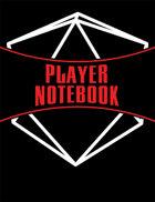 Player Notebook