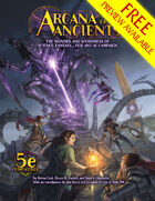 Arcana of the Ancients FREE PREVIEW