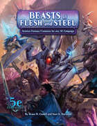 Beasts of Flesh and Steel