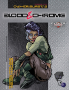 Cypher Burst 1.2 Blood & Chrome Technopunk Types