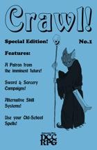 Crawl! fanzine no.1