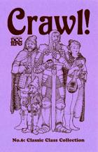 Crawl! fanzine no. 6