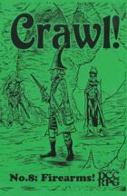Crawl! fanzine no. 8