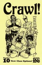Crawl! fanzine no. 10