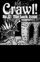 Crawl! fanzine no. 12