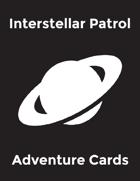 Interstellar Patrol Adventure Cards
