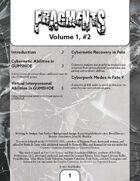 Fragments, Volume 1, #2