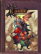 Edara: A Steampunk Renaissance Character Sheet
