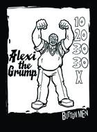 Alexi The Grump - Custom Card