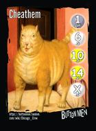 Cheathem - Custom Card