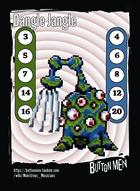 Dangle Jangle - Custom Card
