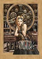 Deluxe Clockwork Cards: Abigail