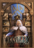 Deluxe Clockwork Cards: The Lord of Rivers