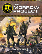 The Morrow Project 4th. Edition