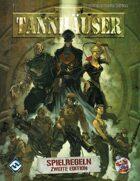 Tannhäuser 2.Edition überarbeitete Spielregeln