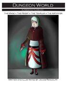 Dungeon World Alternative Playbooks