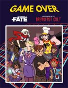 Game Over - A Breakfast Cult Expansion