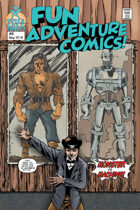 Fun Adventure Comics! #6