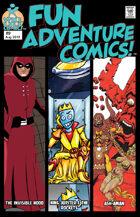 Fun Adventure Comics! #9