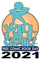 Will Lill Comics FCBD 2021