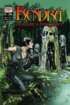 Kendra, Dracula's Daughter #1