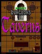 Budget Dungeons: Taverns