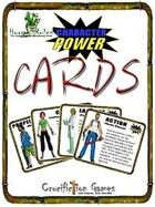 Horror Rules Character Power Cards