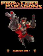 Prowlers & Paragons Quickstart Hero 1