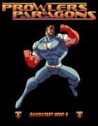 Prowlers & Paragons Quickstart Hero 3