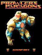 Prowlers & Paragons Quickstart Hero 8