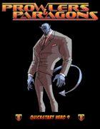 Prowlers & Paragons Quickstart Hero 9