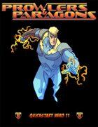 Prowlers & Paragons Quickstart Hero 11