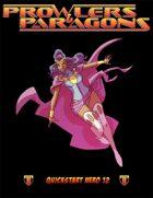 Prowlers & Paragons Quickstart Hero 12