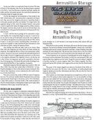 Big Bang Shootout: Ammunition Storage