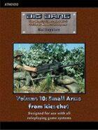 Big Bang Vol. 10: Small Arms from Ricochet