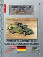 Big Bang Ricochet - Special Ops Vehicles #1