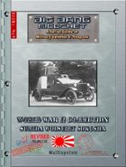 Big Bang Ricochet - WW2 Collection: Sumida Wolseley Sokosha