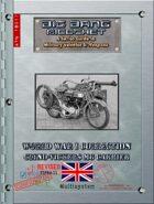 Big Bang Ricochet - WW1 Collection: Clyno-Vickers MG Carrier