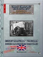 Big Bang Ricochet - Early Military Vehicles: Fowler Armoured Road Train