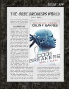 D6xD6 RPG Code Breakers World Setting