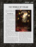 D6xD6 RPG World of Eolan