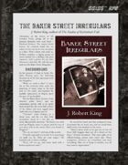 D6xD6 RPG Baker Street Irregulars