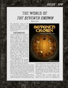 D6xD6 RPG World of the Seventh Crown