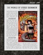 D6xD6 RPG Jessie Shimmer World Setting